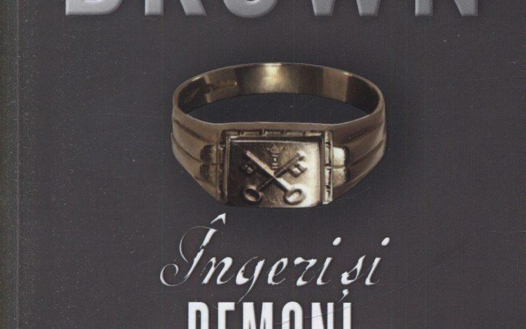 [PICATURA DE LECTURA] Dan Brown – Îngeri și demoni