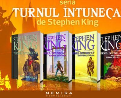 [PICATURA DE LECTURA] Pachetul 'Turnul Intunecat' 1-7 de STEPHEN KING