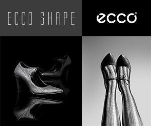 ECCO iti prezinta noile tocuri inovative si revolutionare o data cu noua colectie ECCO Shape