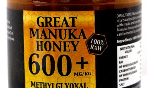 Beneficii Miere de Manuka MG 600+, 250g
