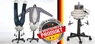 Calitate Nemteasca - TUBIE - Robot de uscat si calcat haine