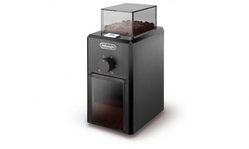 Rasnita De Cafea DeLonghi KG 79 Potrivita Pentru Orice Mod De Preparare A Cafelei