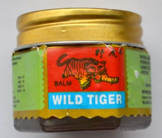 alifie chinezeasca Whild Tiger Balm